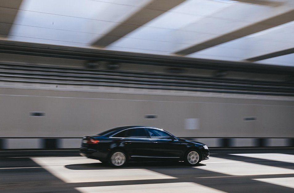 Круглосуточное ограничение движения транспорта введут на проспекте Андропова