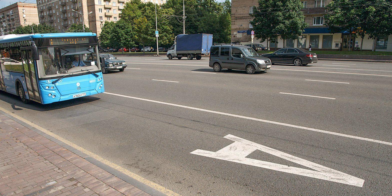Новая «выделенка» появится на Волгоградском проспекте