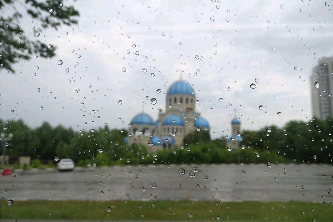 Красоту города при любой погоде отметил народный корреспондент южного округа. Фото: пользователь elena.gradova, Instagram