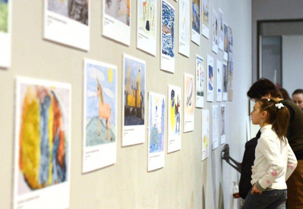 Детская площадка: новую выставку откроют в галерее «На Каширке»