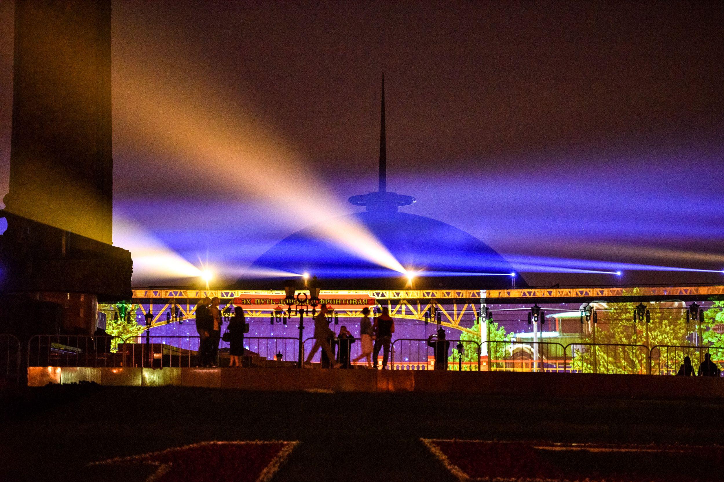 Семейные москвичи бесплатно посетят Музей Победы