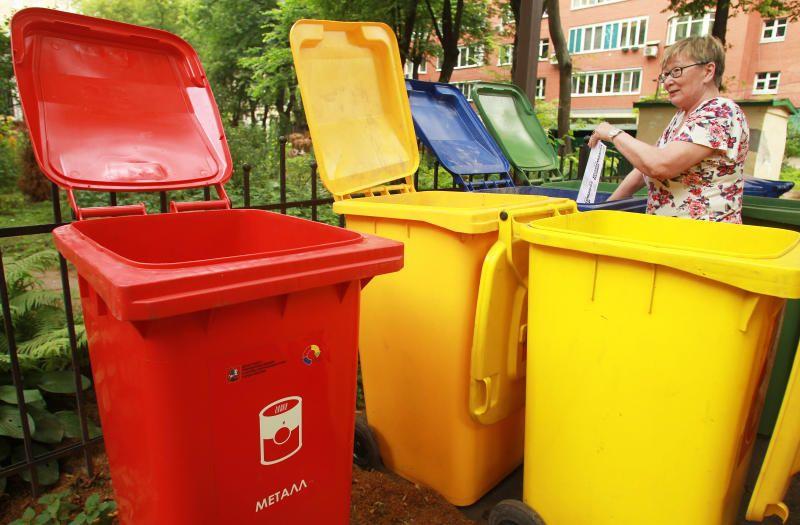 Вакуумный мусоропровод восстановят в доме в Чертанове Северном