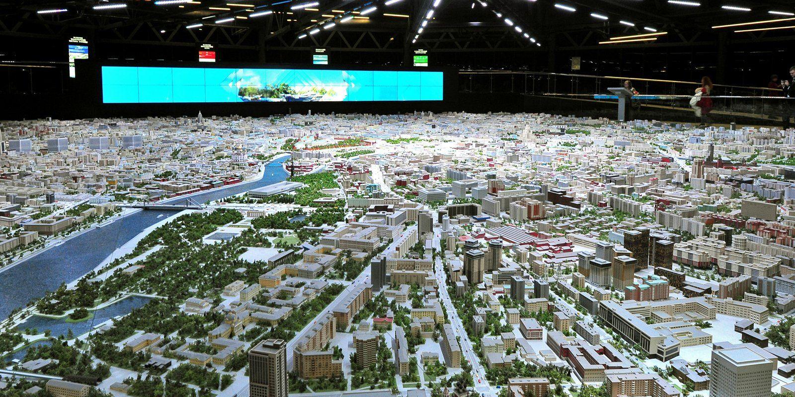 Москвичи увидят «Большой Сити» и будущее колесо обозрения на ВДНХ
