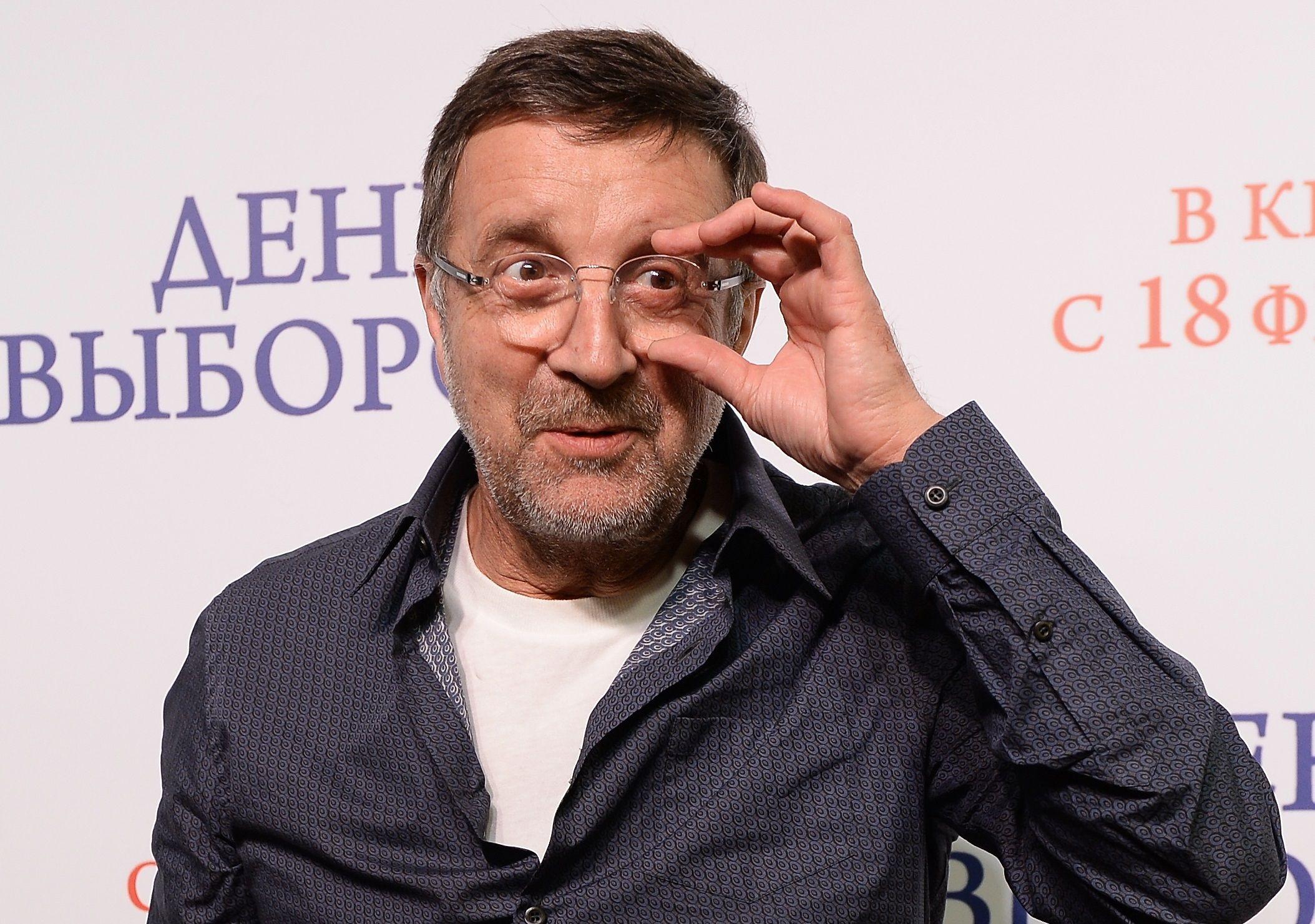 Леонид Ярмольник: Мой главный критик — мама