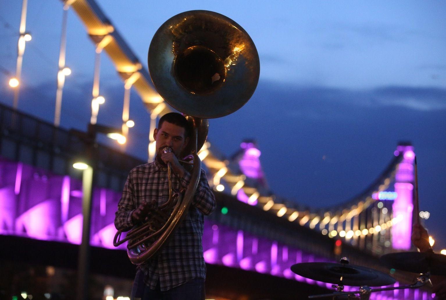 Братеевский мост украсят подсветкой