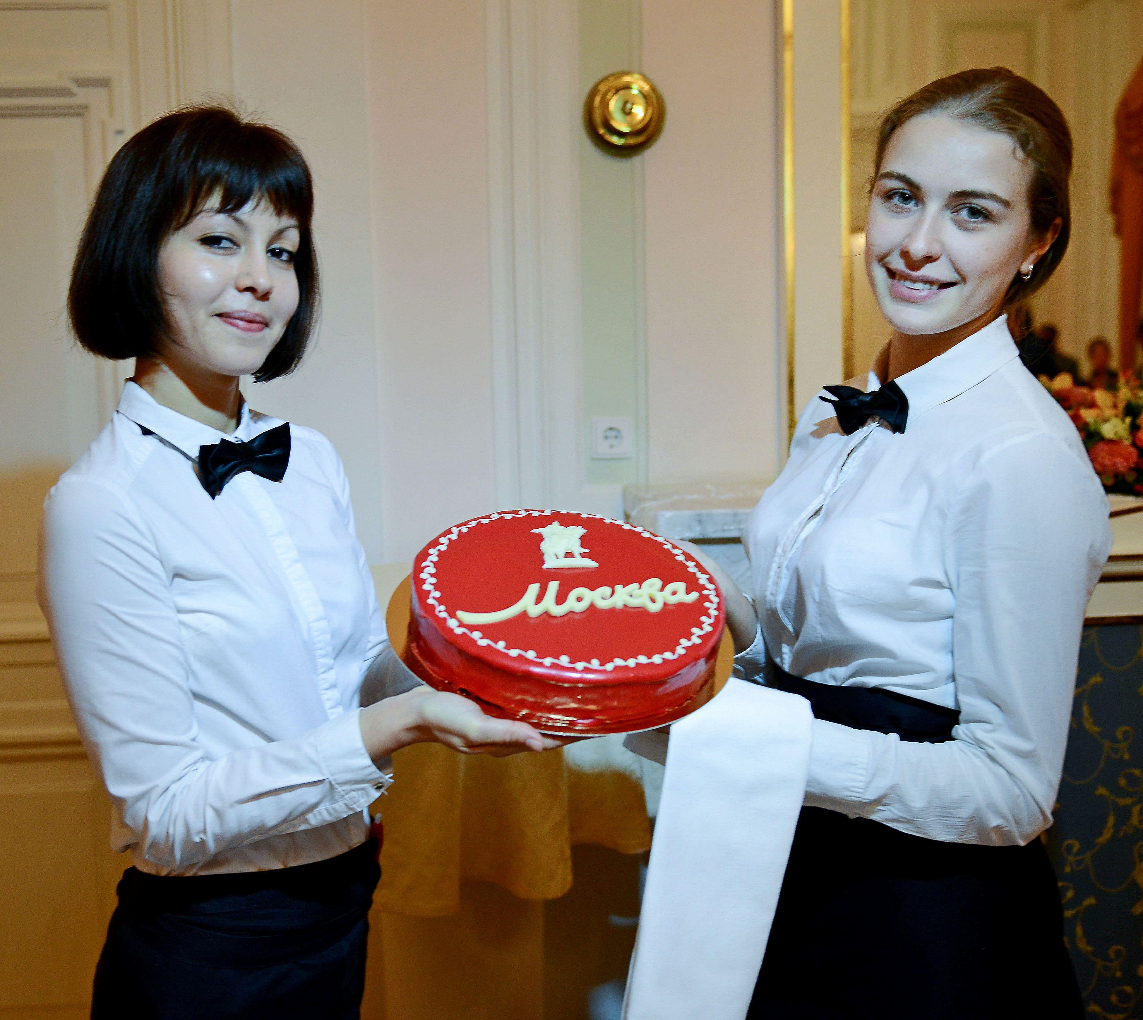 В Москве началась битва тортов.Фото: архив, «Вечерняя Москва»