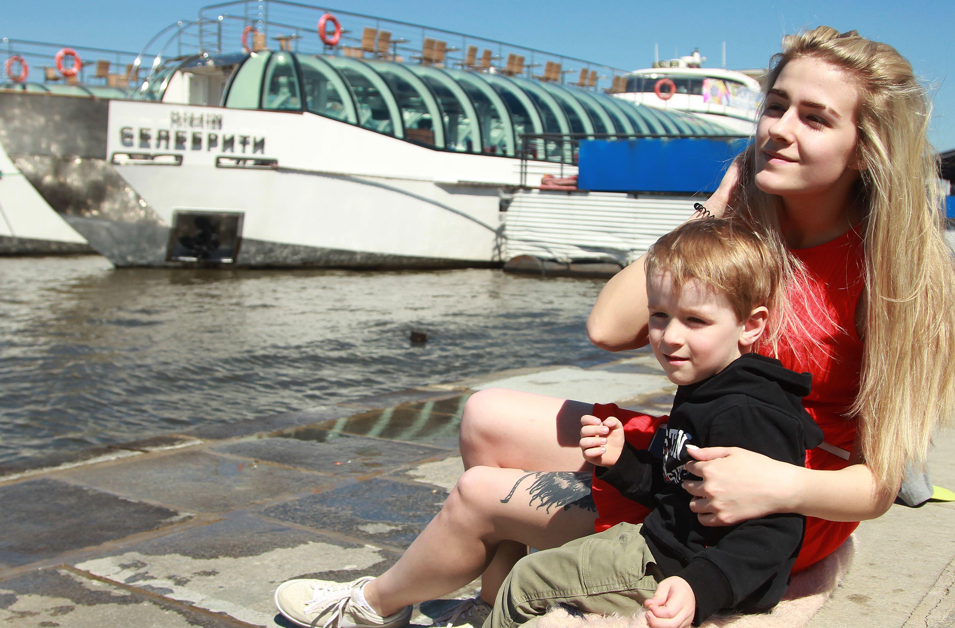Береговую зону Москвы-реки в Южном округе ждет благоустройство