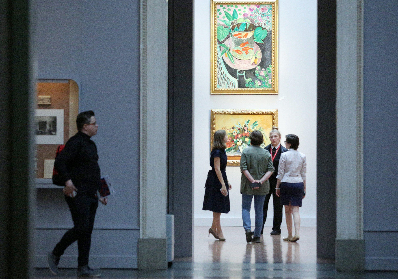 Разработана концепция музейного центра «Эрмитаж» в Москве