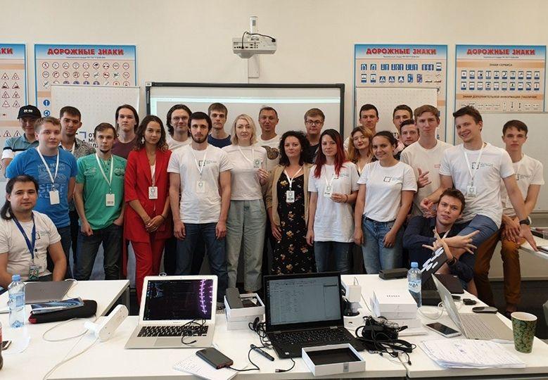 Студенты из Национального исследовательского ядерного университета победили в конкурсе разработчиков