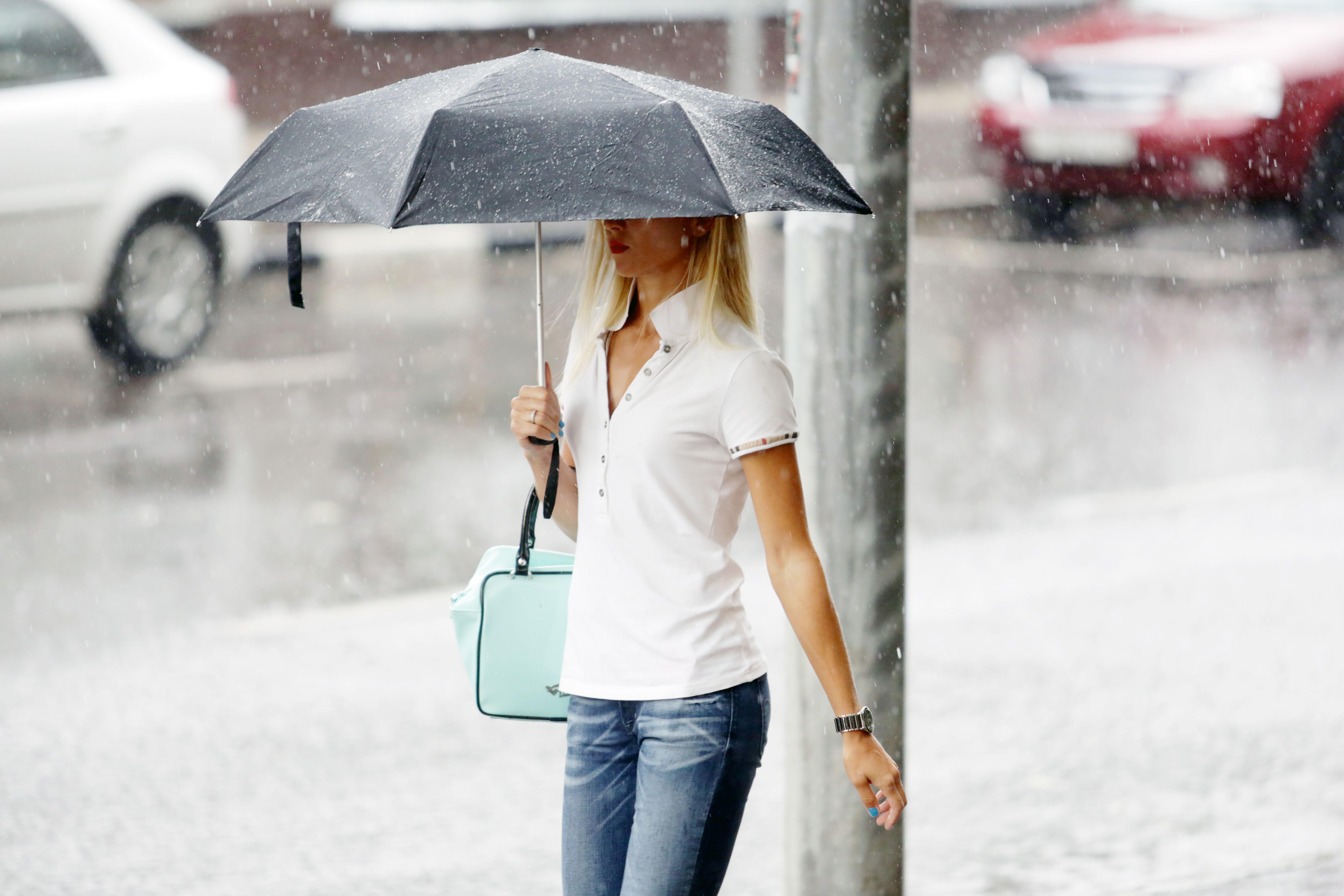 Московские выходные принесут прохладу и дождь