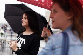 Москвичей ожидают дождливые выходные дни.Фото: архив, «Вечерняя Москва»