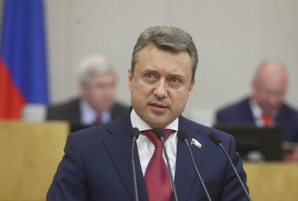 Депутат Госдумы РФ Анатолий Выборный