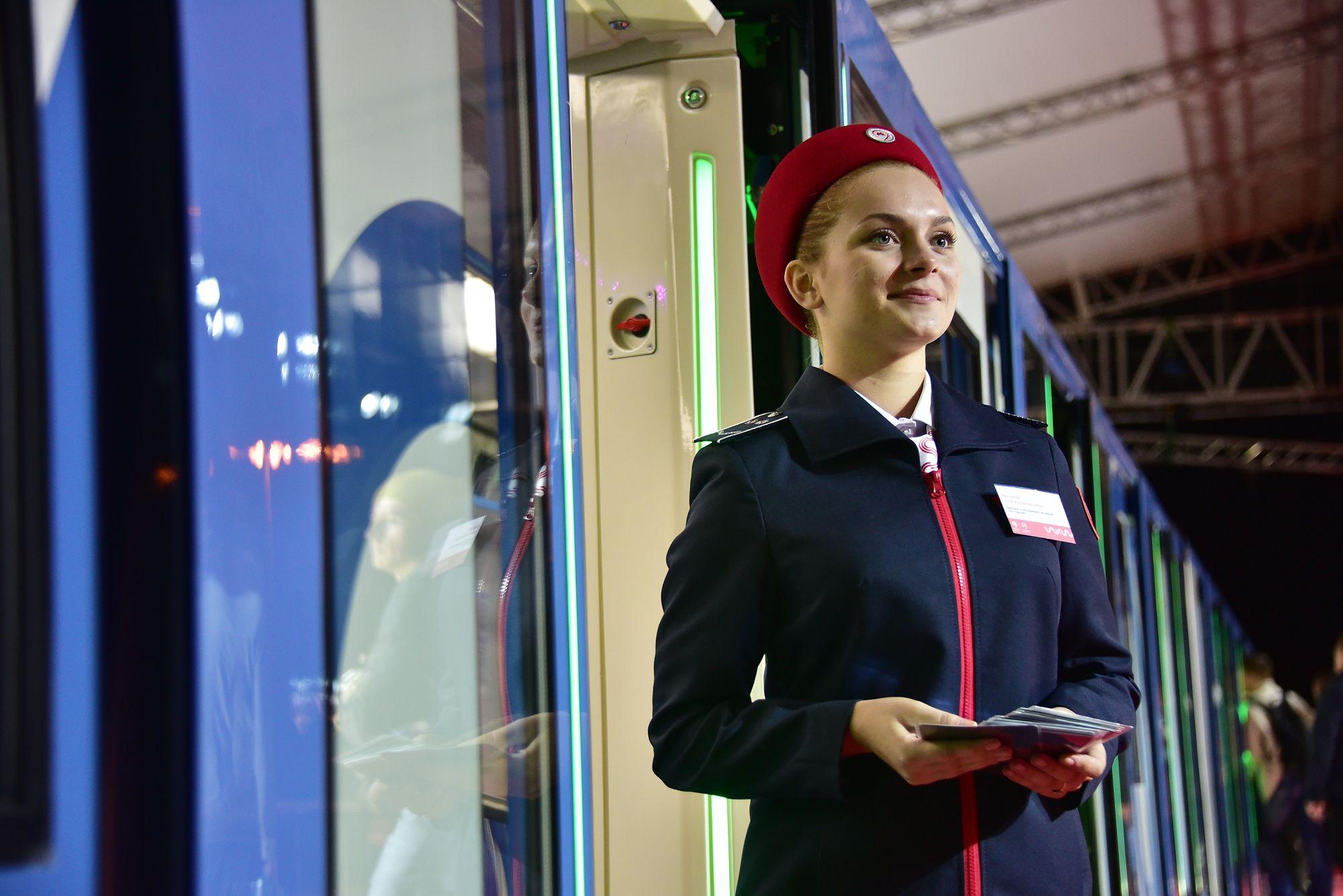 В столичном метро запустили тематический поезд «Спасибо, донор!»