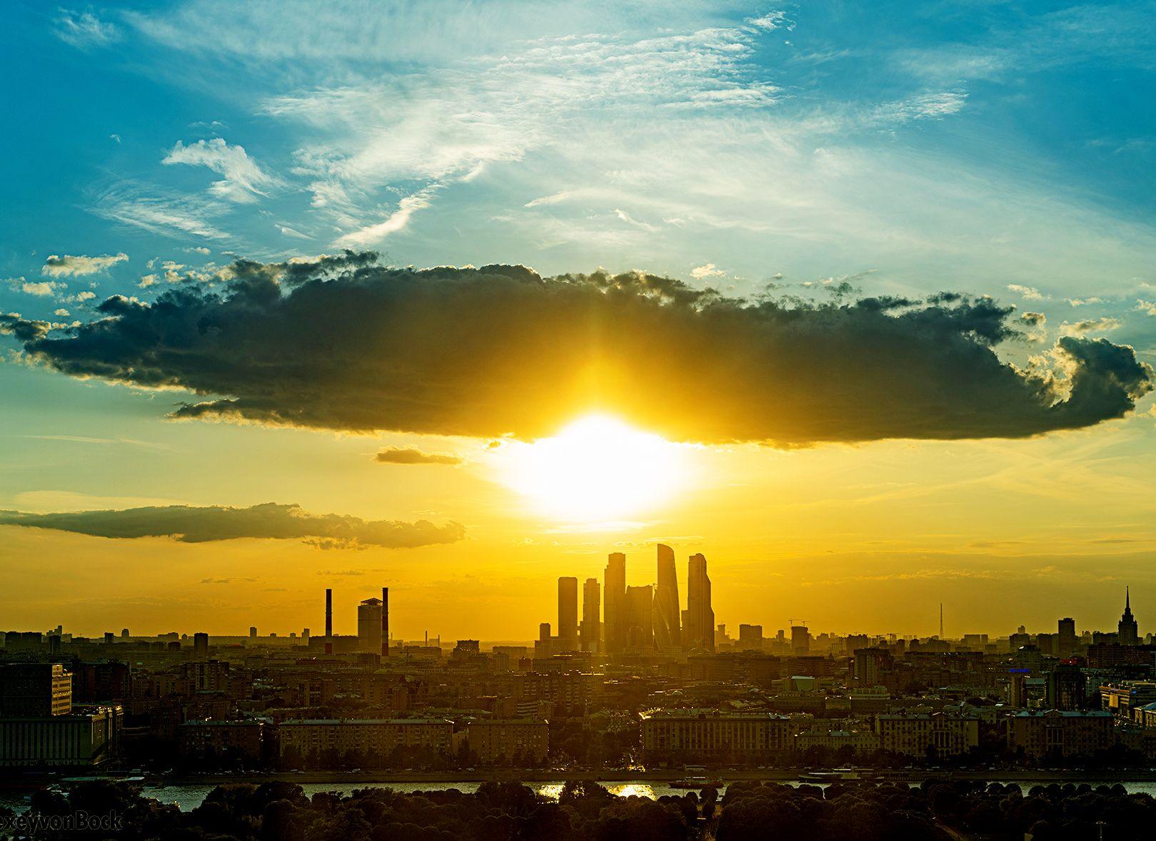 Москва стала первым мегаполисом Земли по площади парков на душу населения
