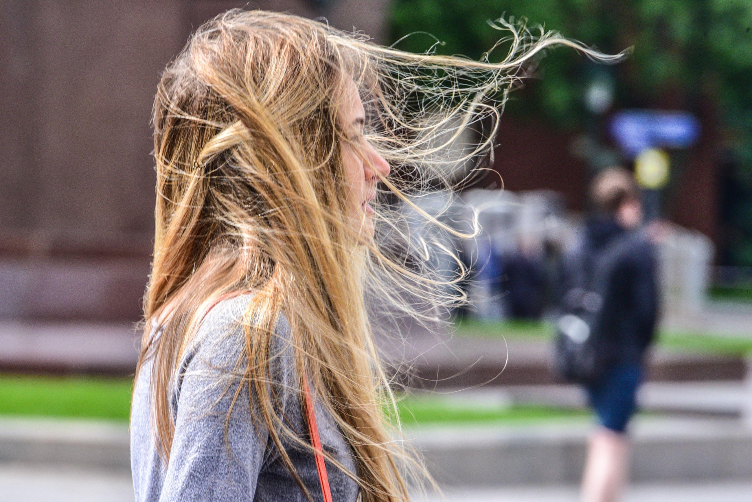 Москве пообещали экстремальный ветер до конца среды