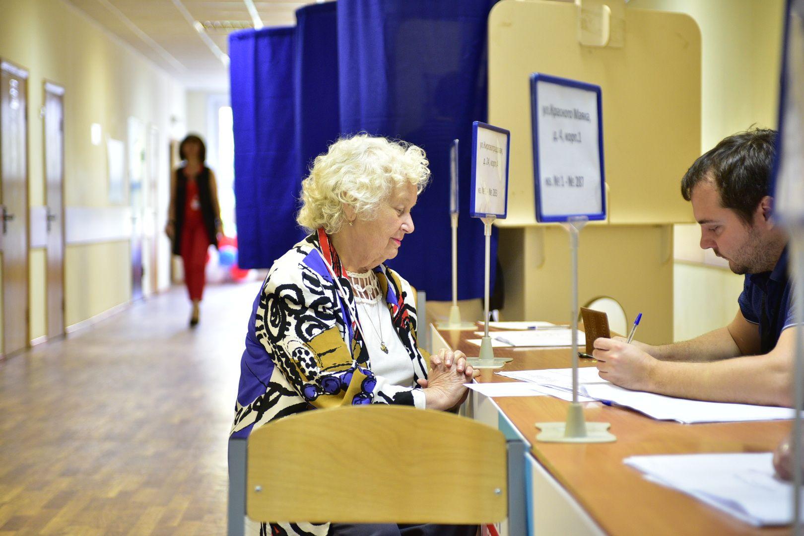 Адреса избирательных участков