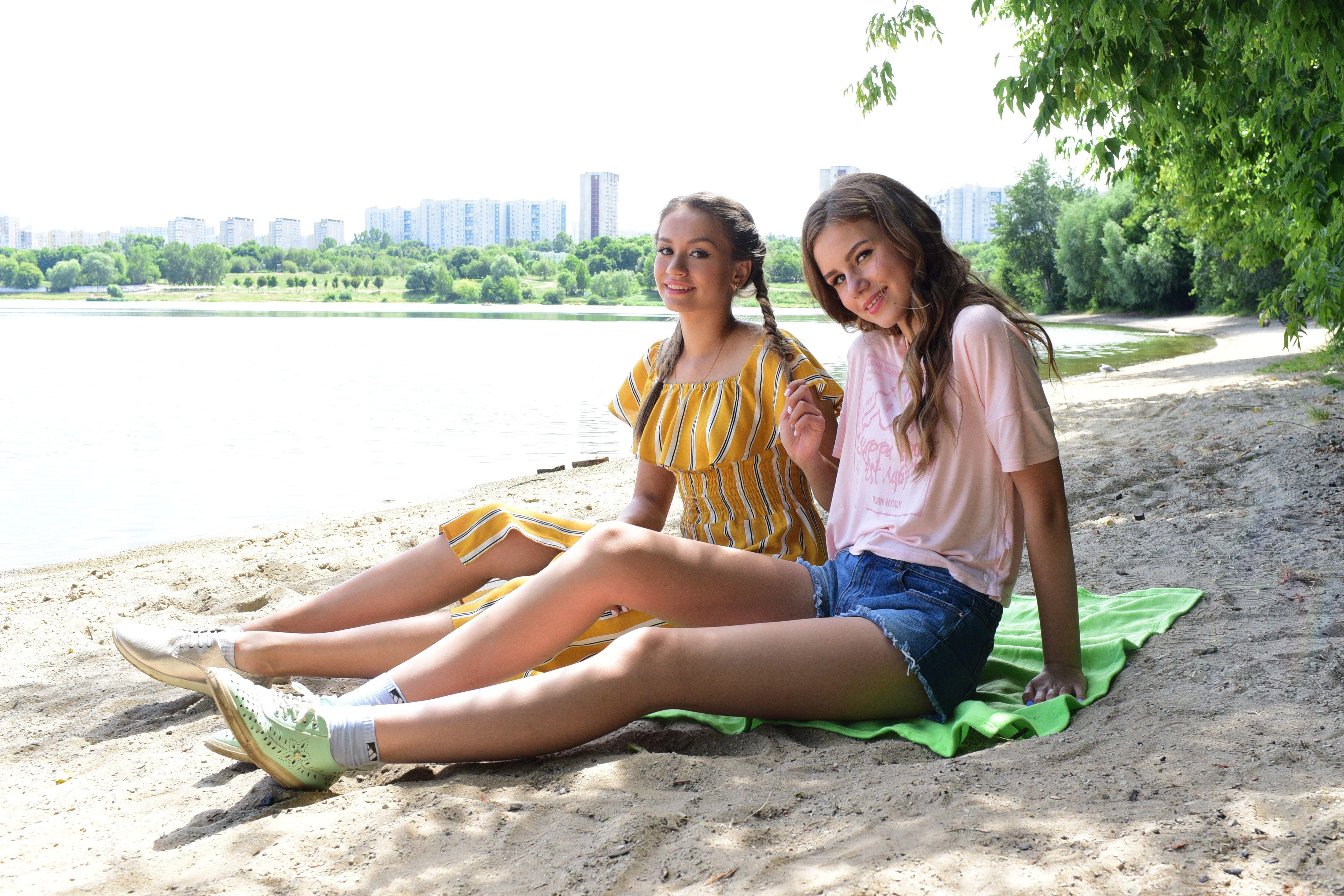 Роспотребнадзор назвал зоны отдыха для купания в Москве