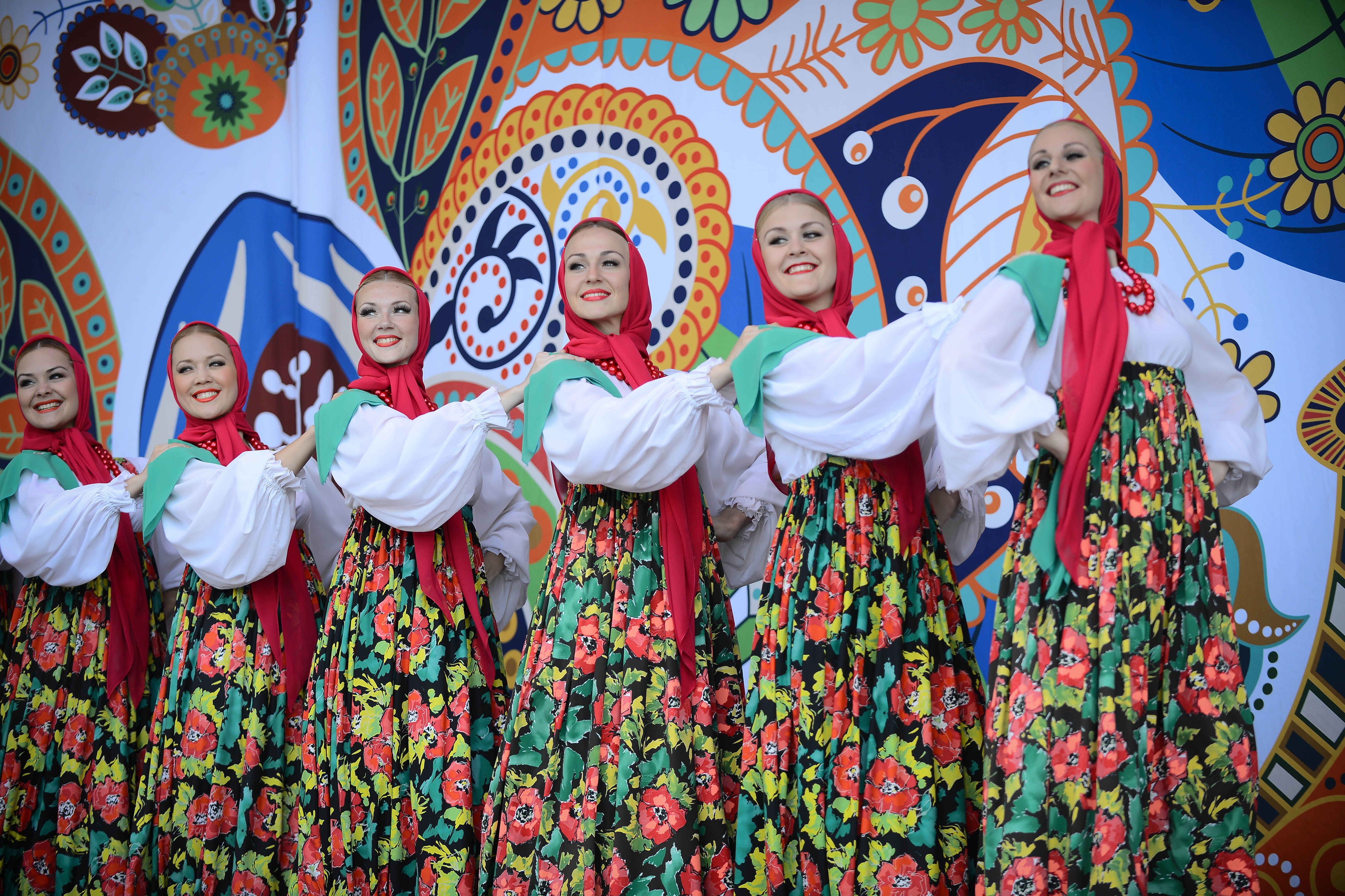 Фестиваль «Русское поле» на юге Москвы примет почти 1,8 тысячи участников