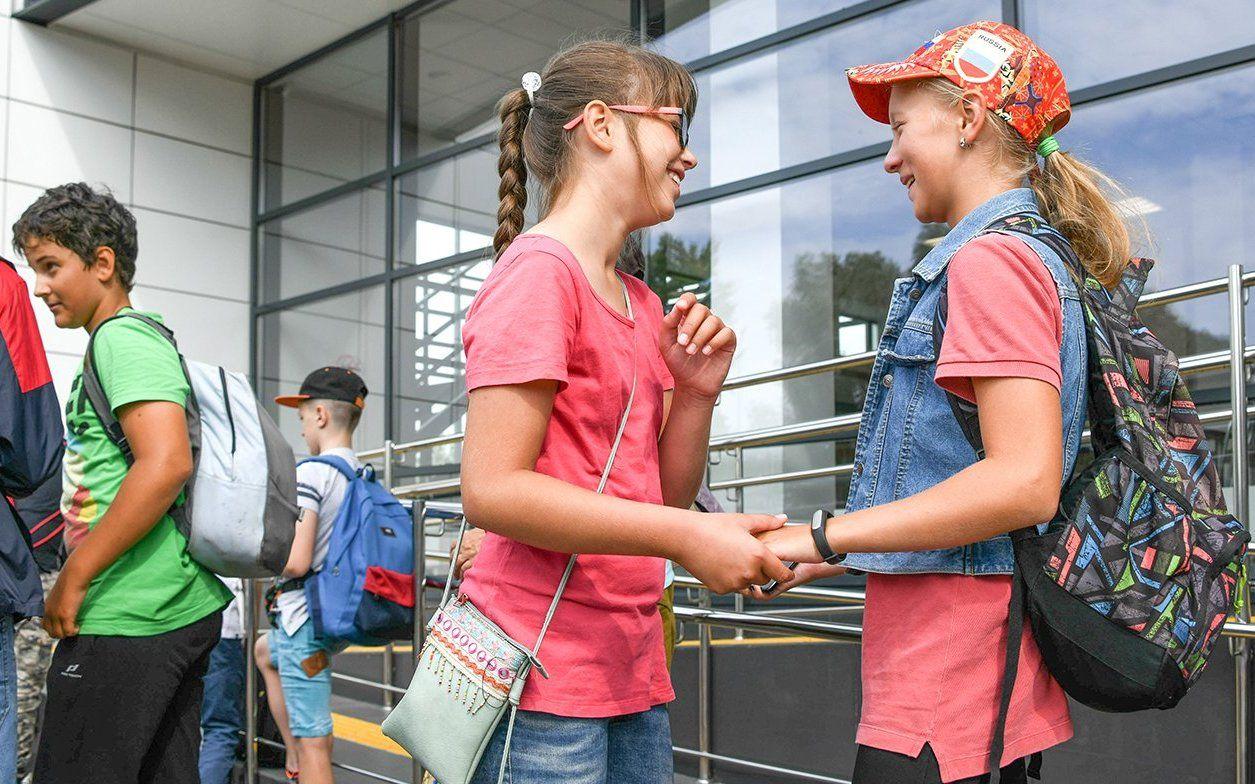 Бесплатные занятия для школьников организуют в галерее «Нагорная»