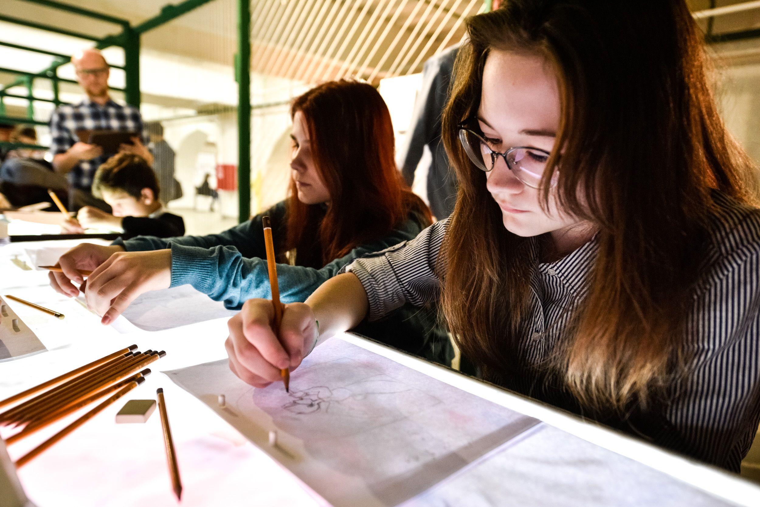 Бесплатная школа комиксов откроется в Москве