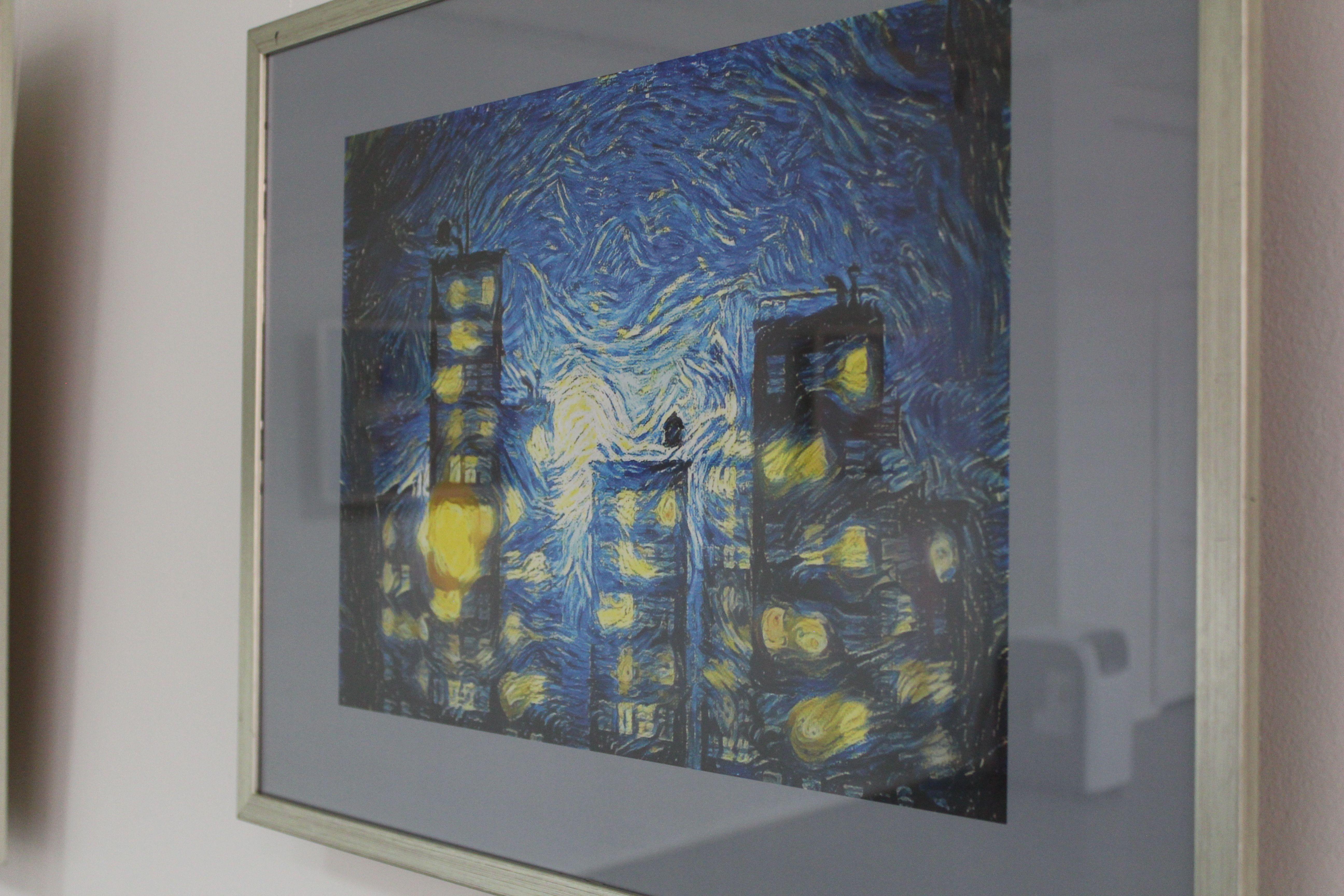 Оказывается, в стиле Ван Гога прослеживается определенная система, которую программы «считывают» при помощи нейросетей. Фото: Нана Маланчук.