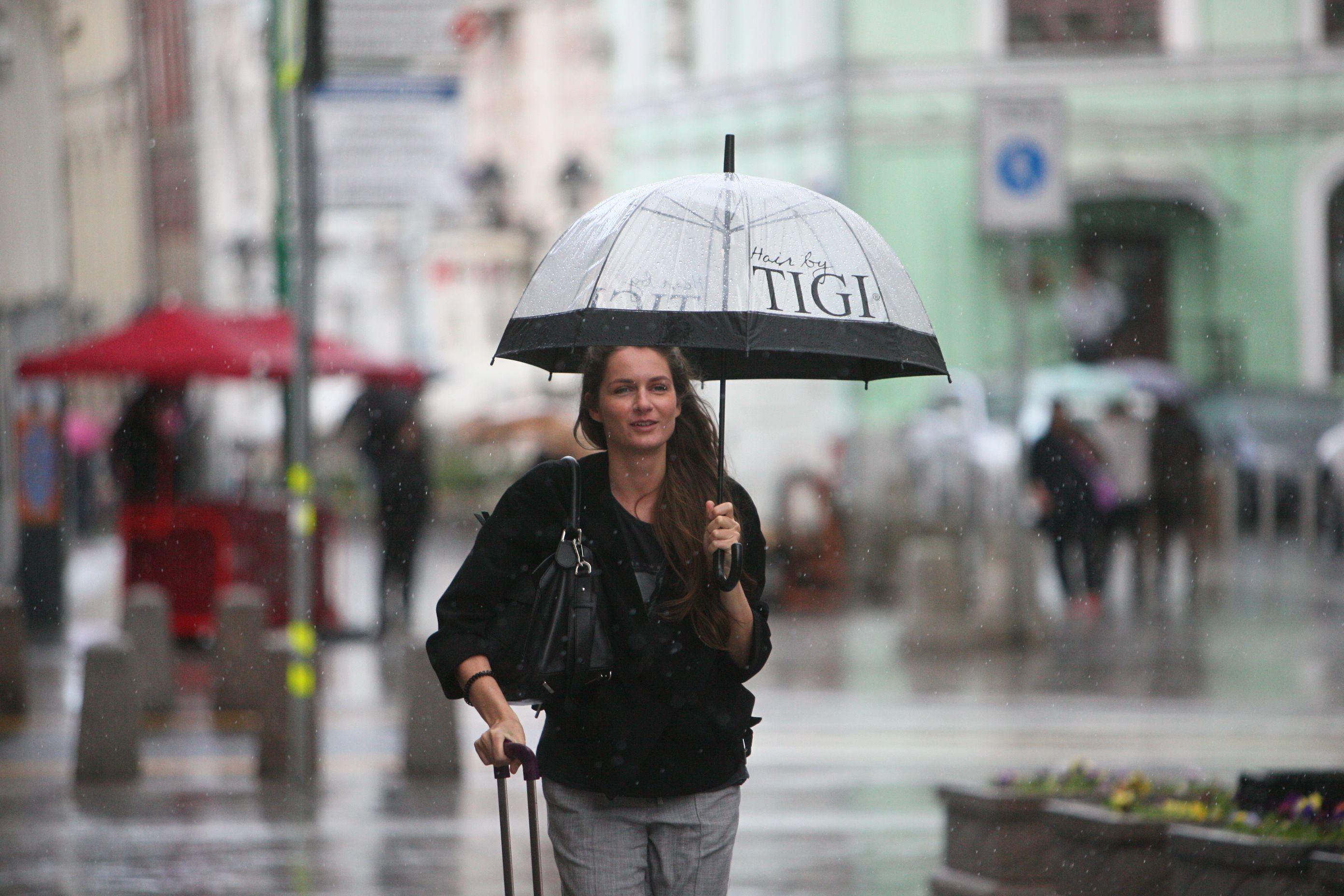 Прохладная погода сохранится в Москве до середины лета