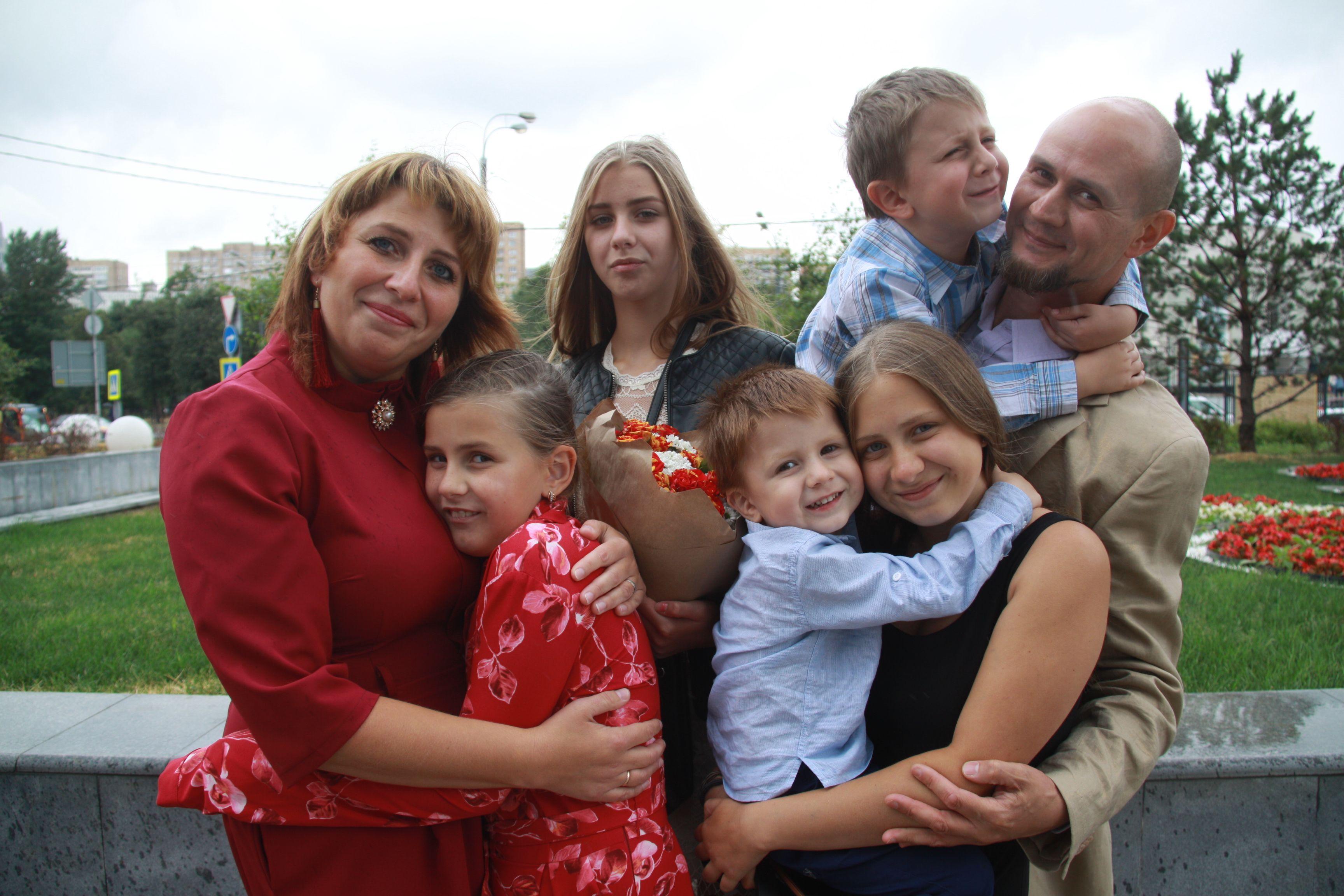 Многодетные семьи в Москве получат новые налоговые льготы