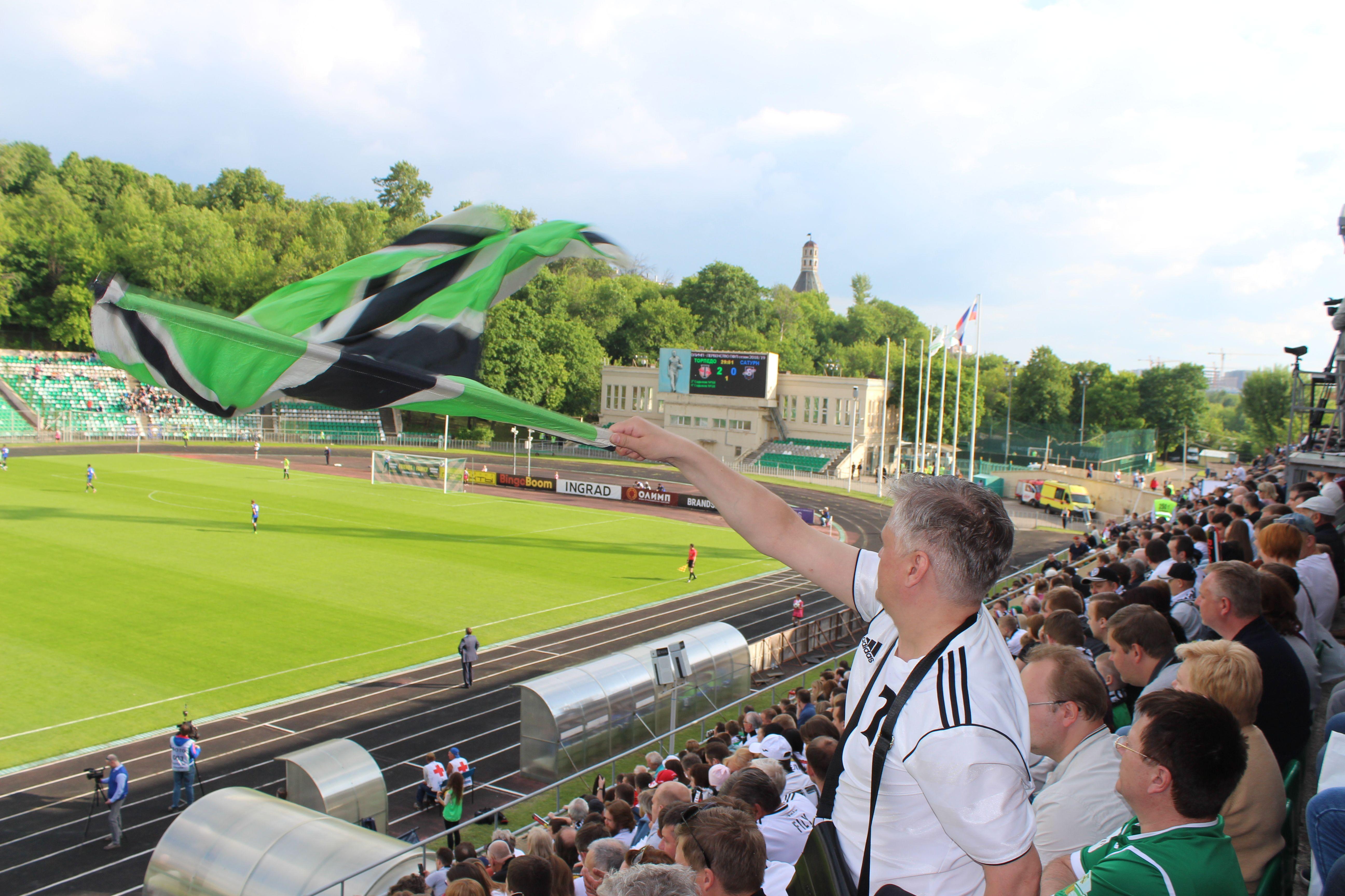 Спорткомплекс с футбольным манежем откроют у стадиона «Торпедо»