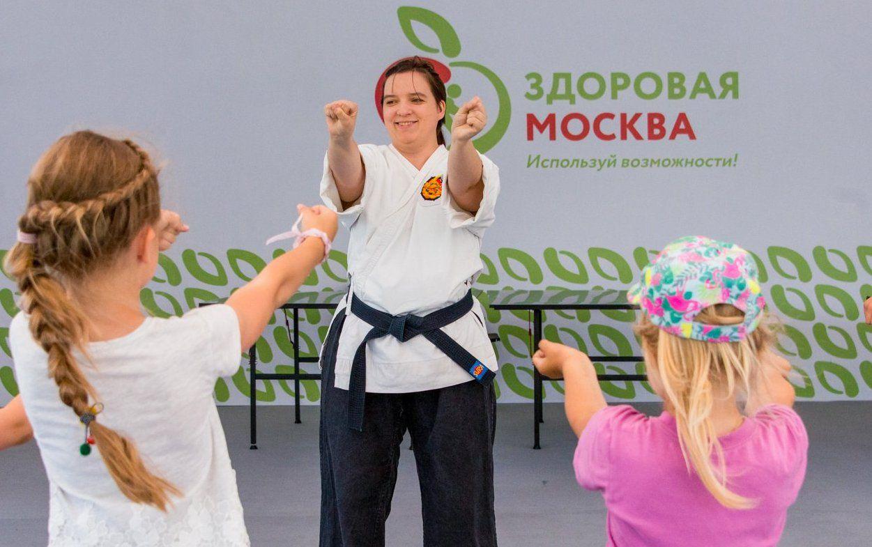 Айкидо — это про защиту: в «Садовниках» провели спортивную тренировку