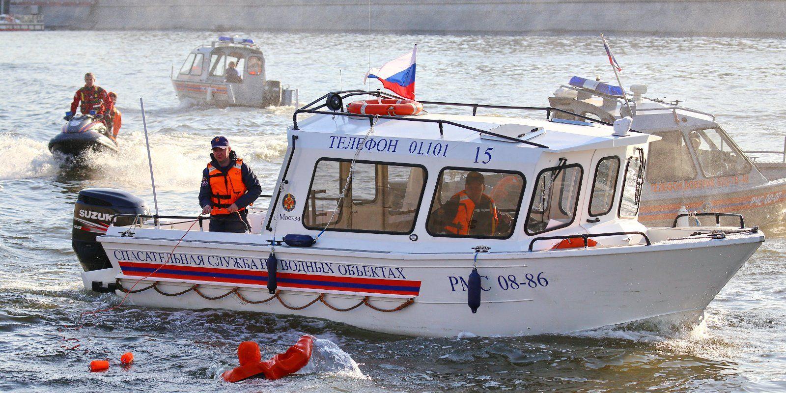 В июне на водоемах Москвы спасли 48 человек