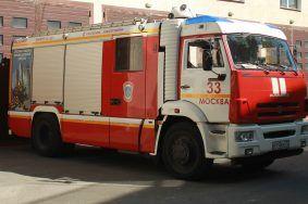 Запланирован ввод 17 пожарных депо. Фото: Наталия Нечаева