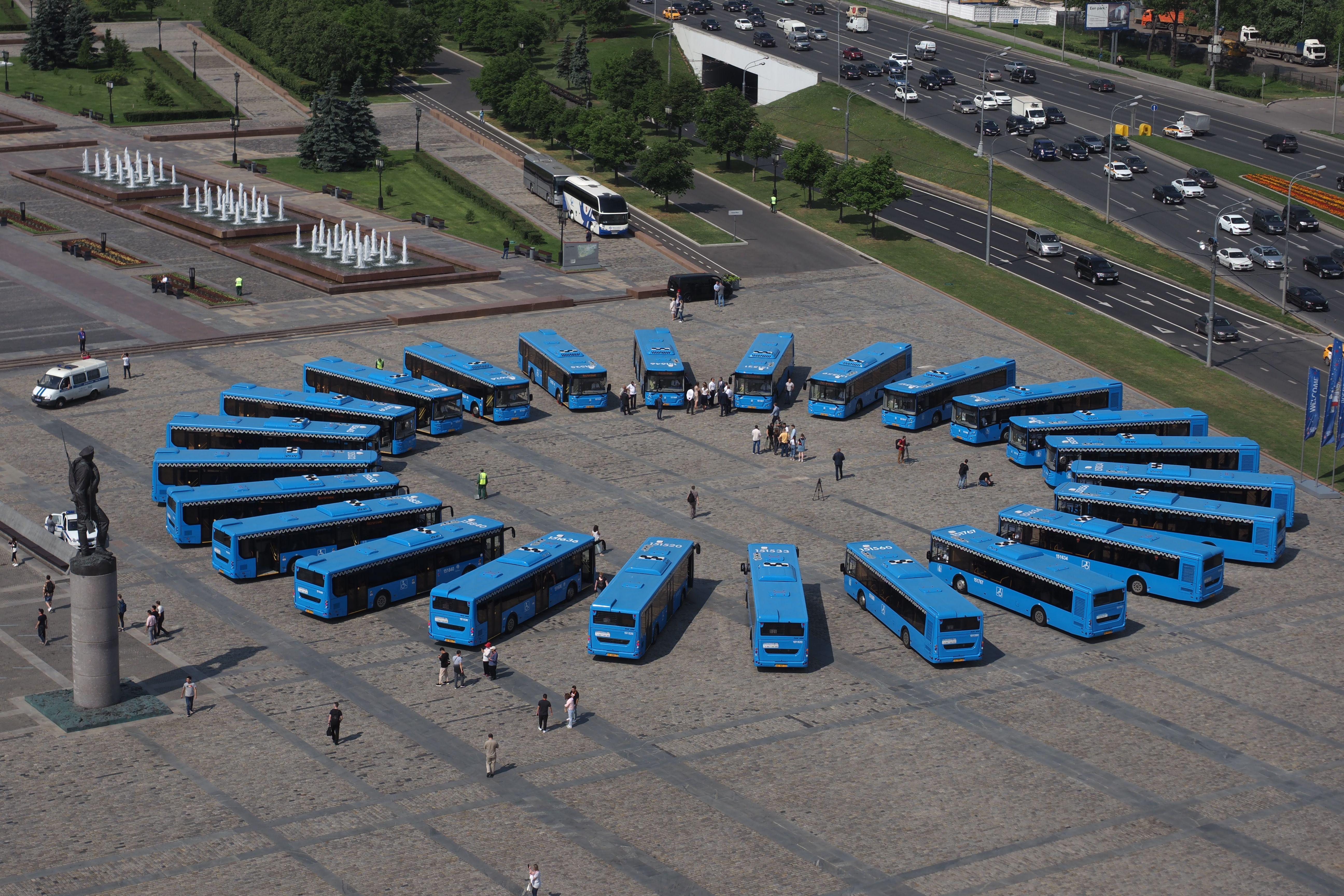 Москвичам напомнили о бесплатных автобусах на время перекрытия Сокольнической линии метро