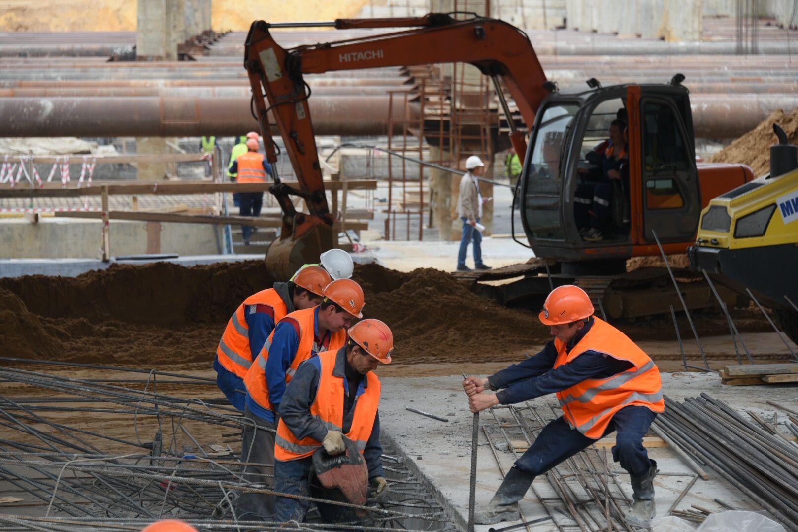 Архитекторы Москвы решили создать цех на станции метро «Стахановская»