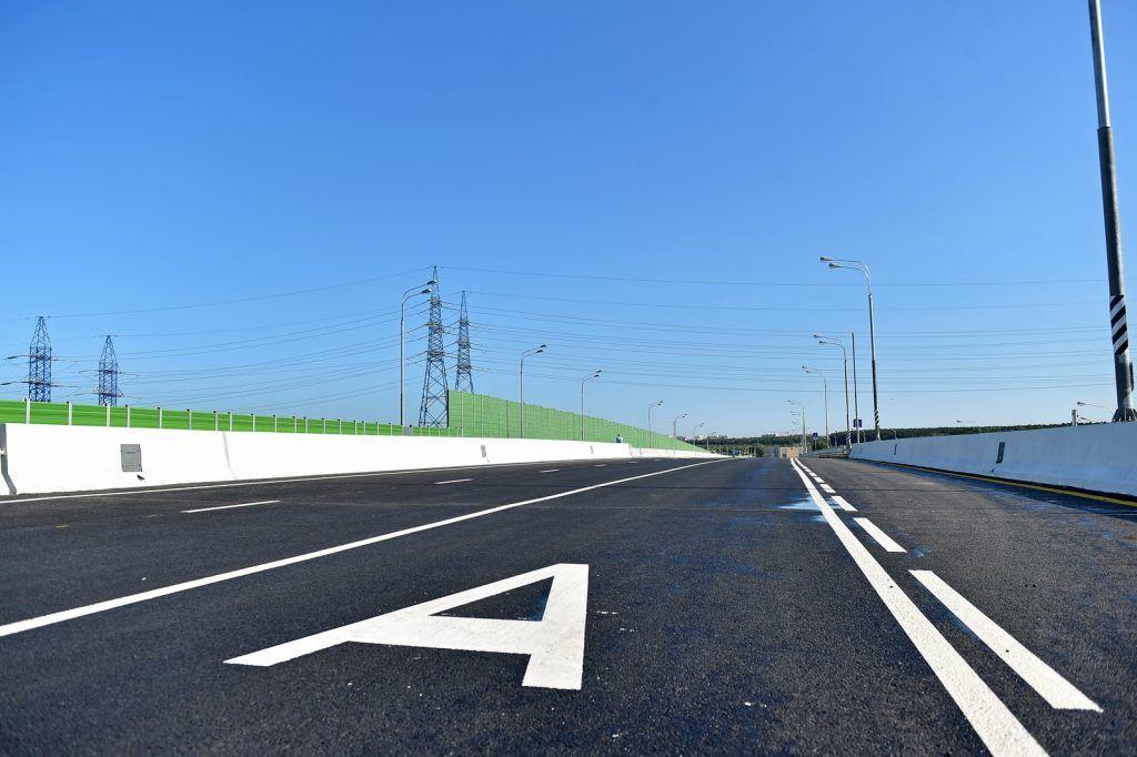 Инфраструктура мегаполиса развивается. Фото: stroi.mos.ru