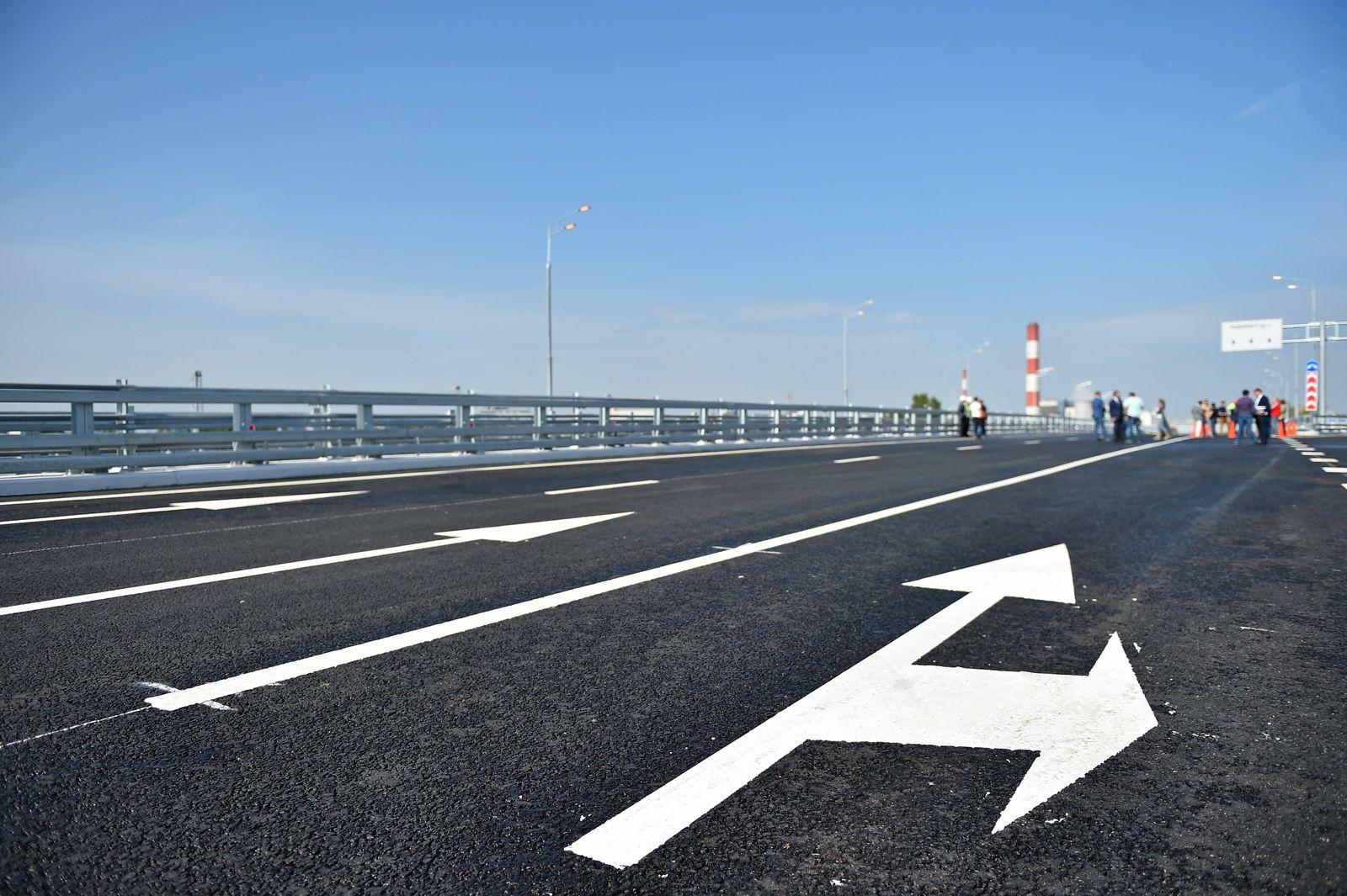 Мост к парку «Остров мечты» на юге Москвы достроят осенью