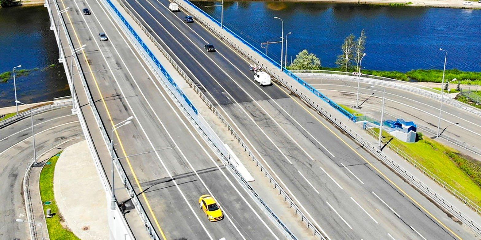 Капитальный ремонт Борисовских мостов проведут впервые за 40 лет
