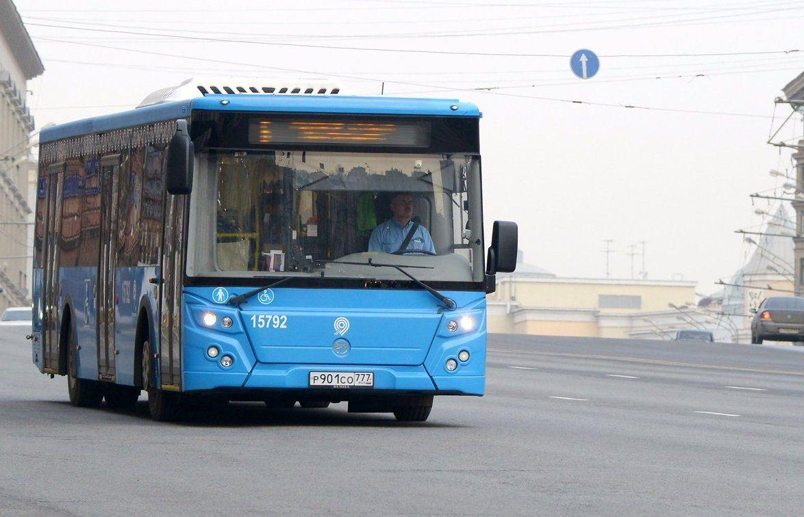 Новый маршрут автобуса разработали жители юга