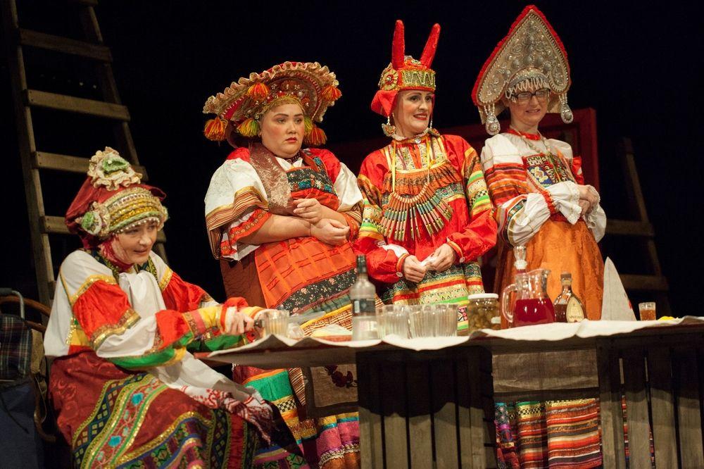 Спектакль Театриума на Серпуховке стал лауреатом театральной премии