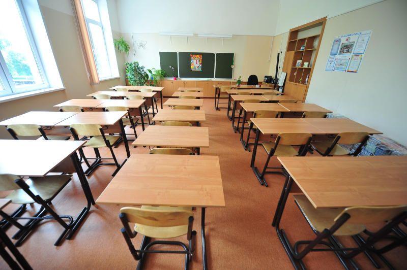 Школу №1527 преобразят в летний период