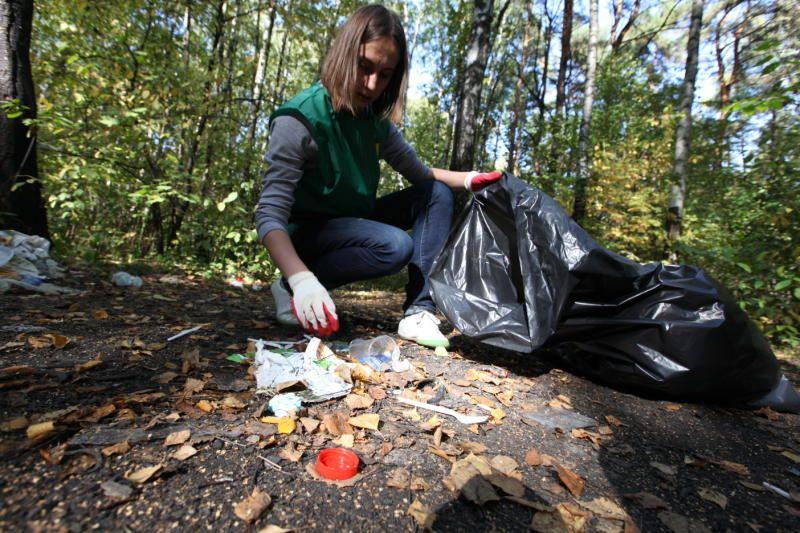 Участники плоггинга соберут мусор на бегу в «Царицыне»