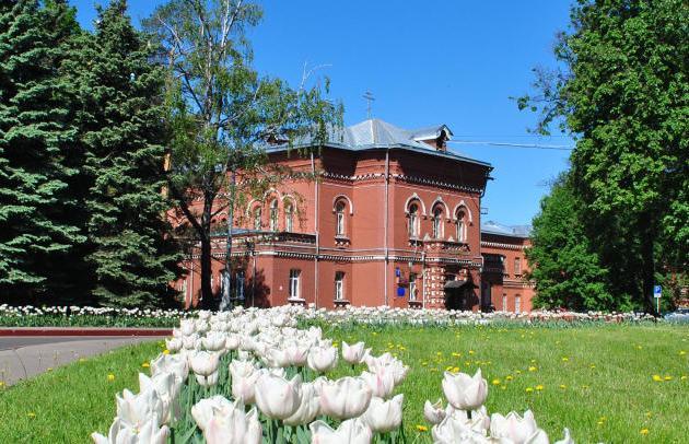 Больницу «Кащенко» реконструируют