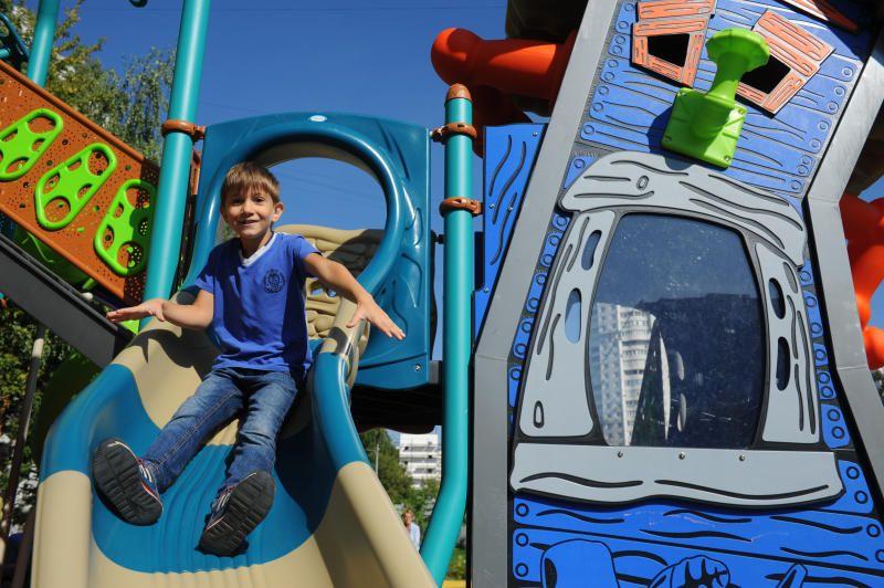 Детский сад построят в Орехово-Борисово Южном. Фото: Александр Кожохин
