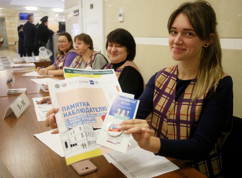 Мосгоризбирком: кандидаты в депутаты Мосгордумы имеют право на обжалование решения