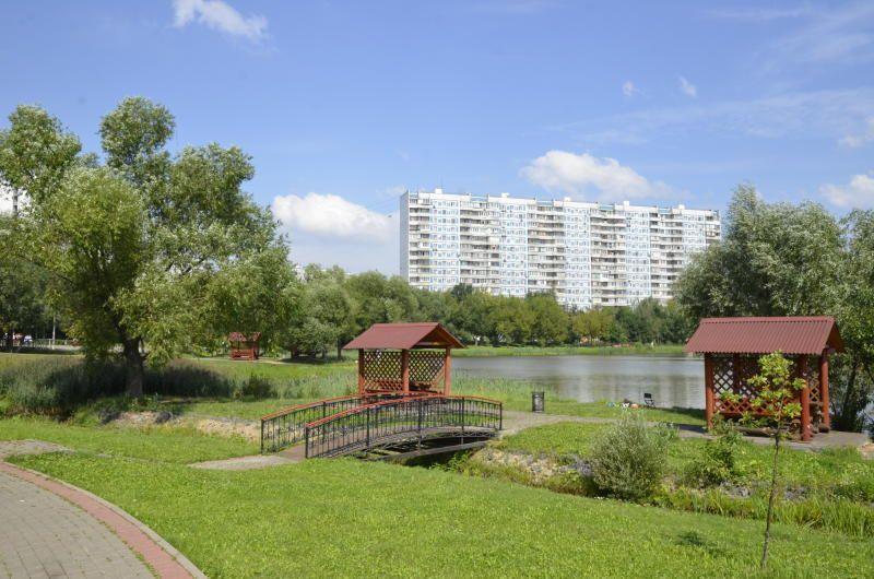 Танцевальный фестиваль организовали в Покровском парке