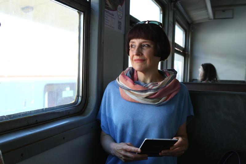 Электронная библиотека: какая книга стала самой популярной для пассажиров пригородных электричек