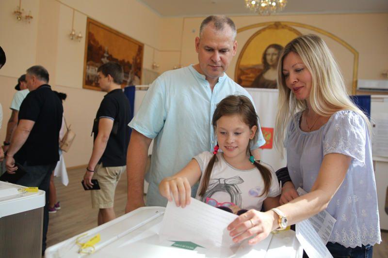 Глава Мосгоризбиркома отметил отсутствие официальных жалоб от оппозиции