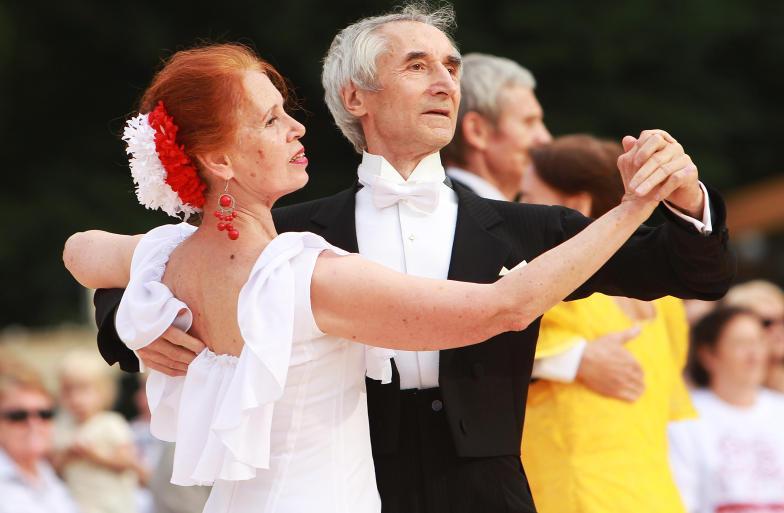 Участники «Московского долголетия» из Южного округа победили в «Танцевальном марафоне»