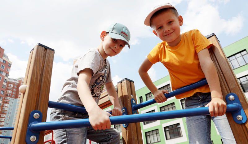 Районы Орехово-Борисово Южное и Зябликово среди лидеров по пешеходной доступности школ и детских садов в Москве