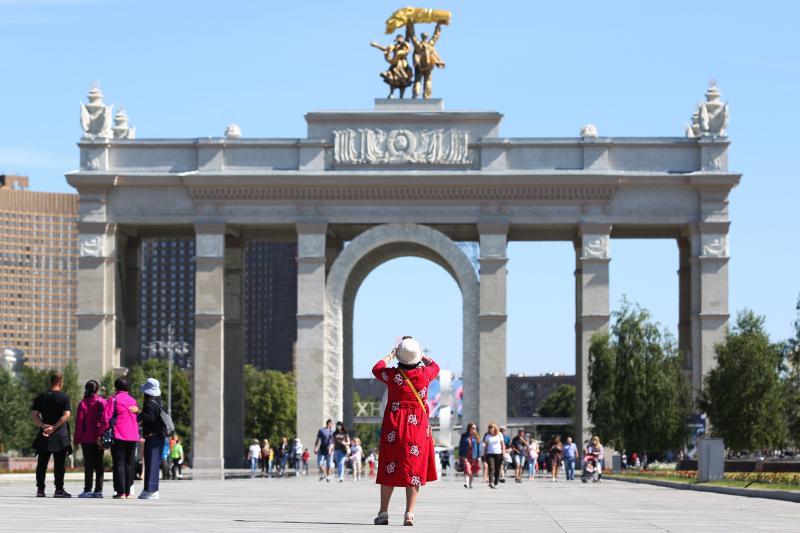 К 14.00 гостями семейного фестиваля на ВДНХ стали 90 тыс человек