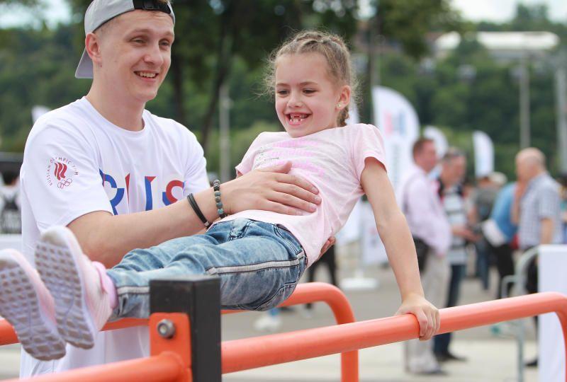 Более 40 спортивных и развлекательных площадок откроют в «Лужниках» 27 июля. Фото: архив, «Вечерняя Москва»